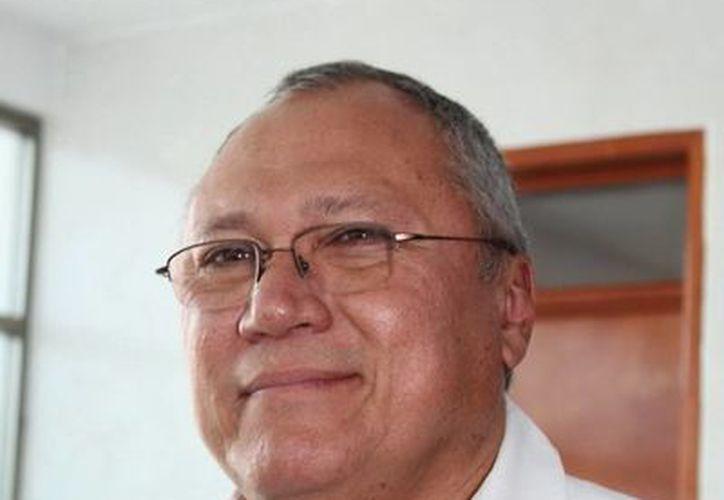 Rafael Alpuche Delgado, titular de Salud. (Redacción/SIPSE)