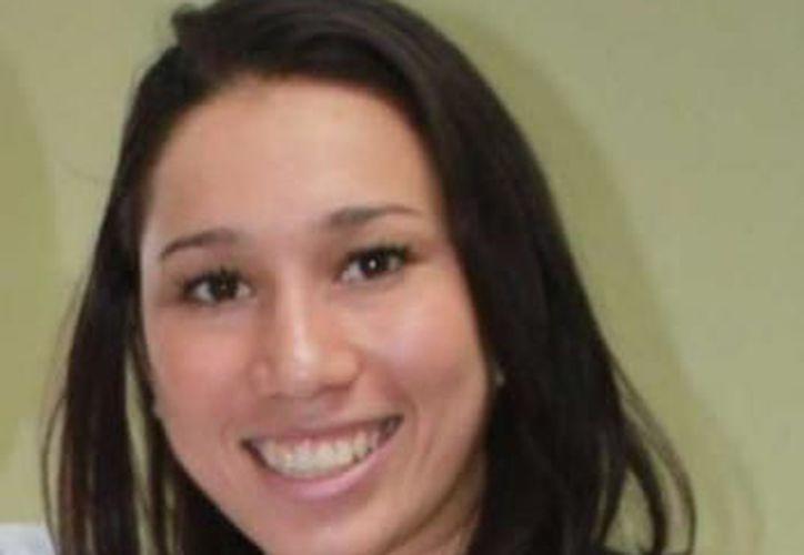 La ondina yucateca Karen Achach Ramírez podría destacar en competencias por equipo. (SIPSE)