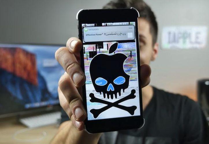 Un atacante solo necesita un teléfono encendido, bloqueado y un cable Lightning. (Everything Apple pro)