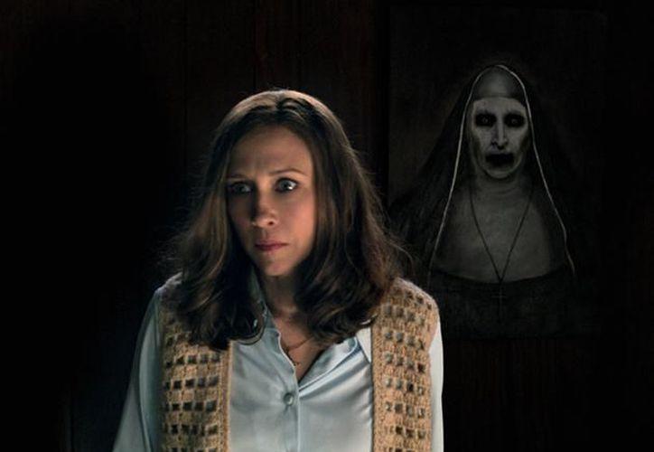 La película también reveló su intrigante trama (Foto: TheConjuring2.com)