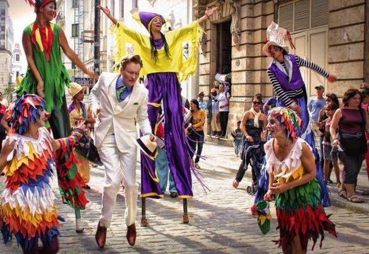 Hasta el 12 de abril pasado, habían visitado Cuba  cerca de 25 mil mexicanos, lo que es excelente en términos de turismo. (AP)