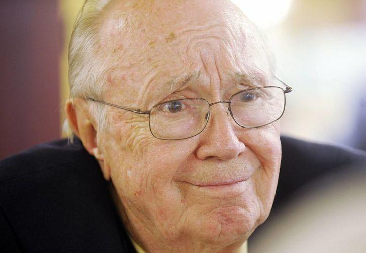Tom VanKirk falleció a los 93 años por causas naturales. (AP)