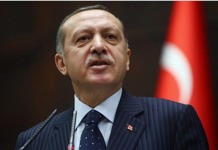 El presidente de Turquía, Recep Tayyip Erdogan. (romacapitalenews.com)