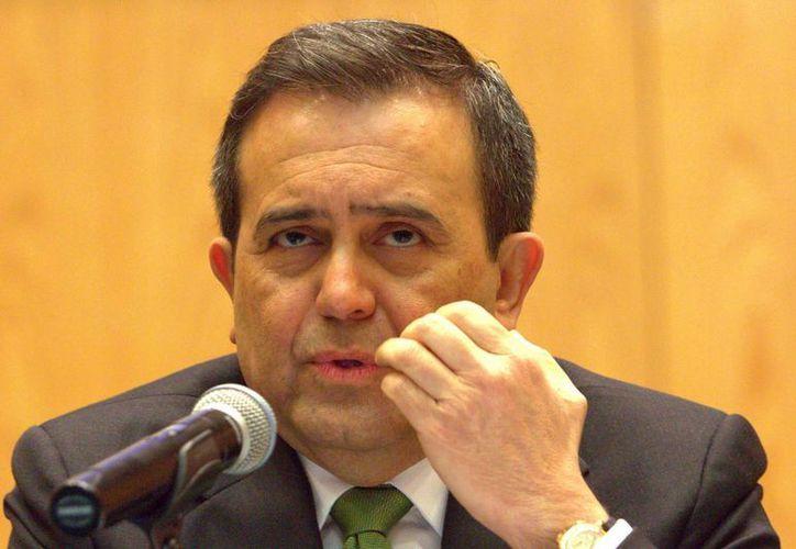 Ildefonso Guajardo dijo que dos áreas de la Secretaría de Economía serán las más afectadas por el ajuste del presupuesto federal. (Archivo/Notimex)