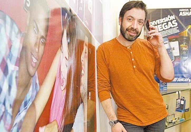 Francisco Lorenzo, Director de la empresa finlandesa en México. (Milenio)