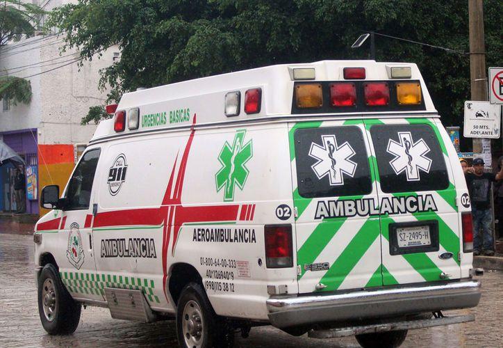 También se trabaja en la forma de la coordinación de las ambulancias en donde intervendrá el Centro de Control, Comando, Cómputo y Comunicaciones (C4)