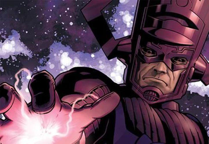 El Devorador de Mundos hace parte de los Celestial, un grupo de personajes que controlan el equilibrio del universo. (Internet)
