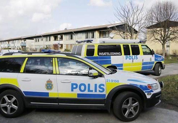 La policía sueca emitió una alerta por el número de personas que resultaron heridas en el ataque. (sverigesradio.se)