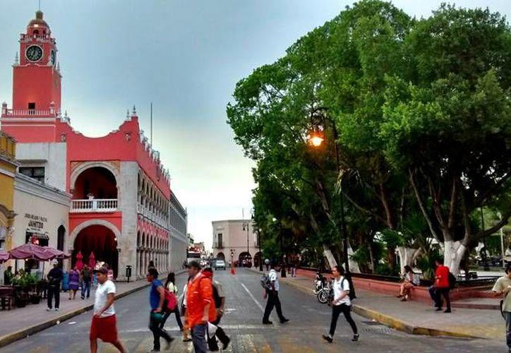 Mérida está considerada como la quinta mejor ciudad según una encuesta de la revista revista internacional Travel and Leisure. (SIPSE.com)