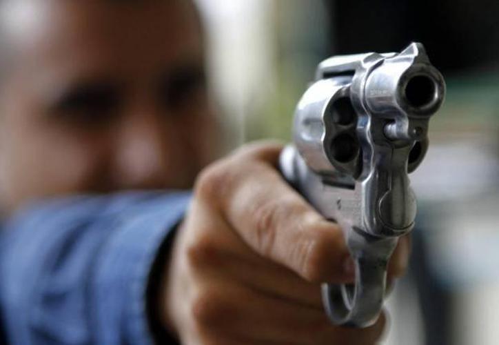 El hombre fue ejecutado dentro el bar en Tulum. (Foto: Contexto)