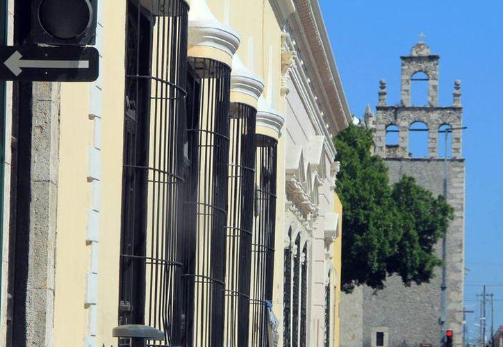 Mérida está considerada como un destino turístico y cultural. (José Acosta/SIPSE)