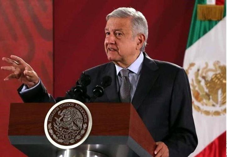 """Previo a la renuncia de Morales como presidente, el tabasqueño había calificado como un """"triunfo de la democracia"""" el que se hubiese convocado a nuevas elecciones en Bolivia. (Agencia Reforma)"""