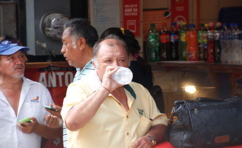 Las temperaturas serán de calurosas a muy calurosas durante el día. (Novedades Yucatán)