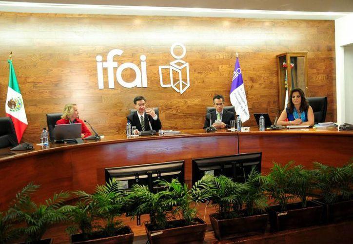 Son siete los lugares que serán renovados en el IFAI. (Archivo/Notimex)