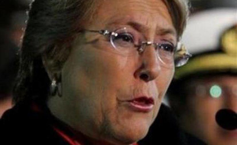 Me alzo contra la vergüenza, el estigma, la humillación y la discriminación: Bachelet. (AP/Foto de archivo)