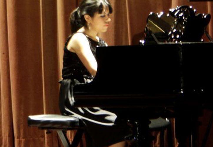 Interpretaron obras clásicas. (Christian Ayala/SIPSE)