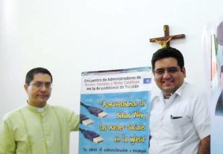 La iglesia católica busca nuevas herramientas para evangelizar (Cecilia Ricardez/SIPSE)