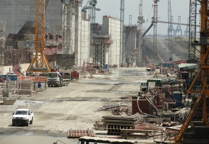 Las autoridades del Canal de Panamá esperan que con la ampliación duplique su capacidad de operación. (Archivo/Notimex)