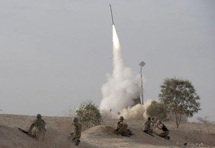 El ejército de Israel realizó 280 ataques en Gaza tan sólo en 24 horas. (Agencias)