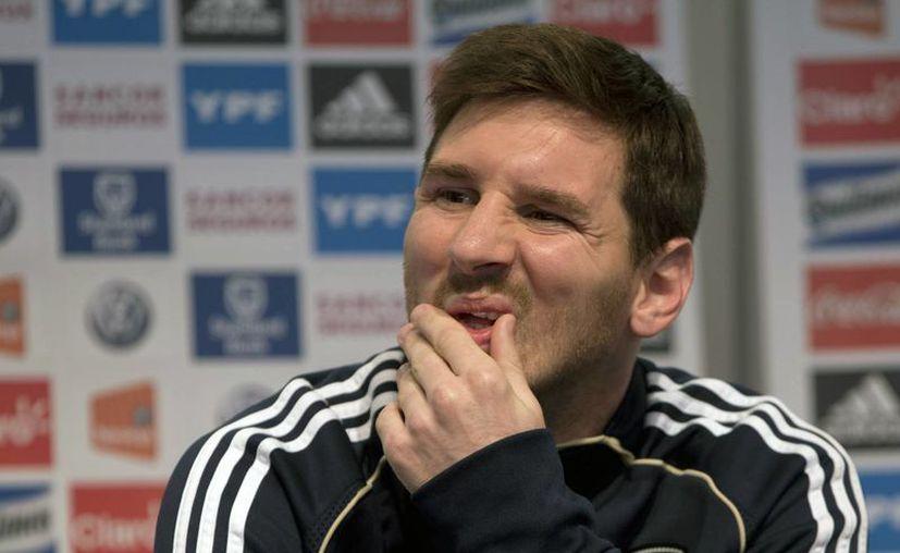 Messi y Argentina chocarán este viernes contra el equipo revelación Venezuela en las eliminatorias mundialistas. (Agencias)