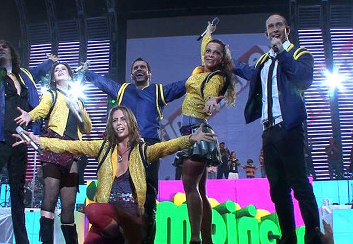 Sasha, Benny, Erik, Mariana, Diego y Alix regresarán a los escenarios como Timbiriche. (Contexto/Internet).