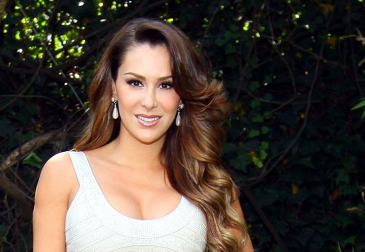 La cantante habló de su relación con el también cantante Alan Ramírez. (Foto: Internet)