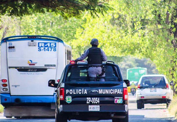 Los oficiales que aparecen en el video están plenamente identificados  (Imagen ilustrativa Policía de Zapopan/El Debate)