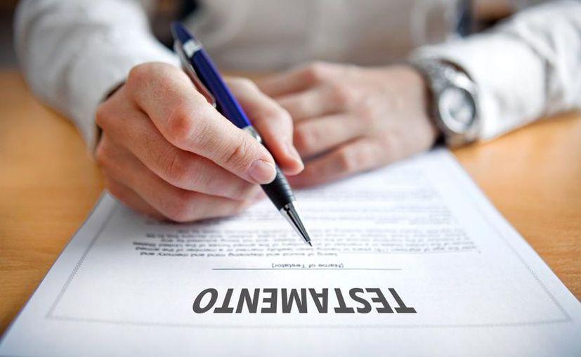 El testamento también es una forma de proteger a sus integrantes, especialmente cuando éstos son menores de edad. (PulsoDF)
