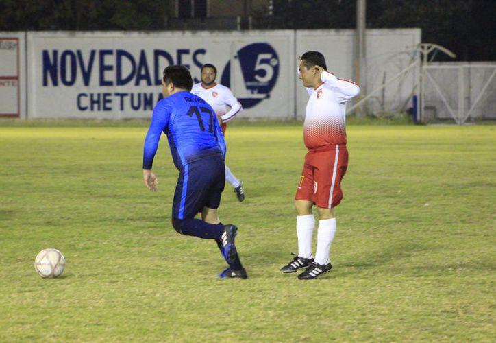 Nada pudo hacer el Señor de las Alitas aún cuando habían obtenido ventaja con un gol tempranero que no supieron aprovechar. (Miguel Maldonado/SIPSE)