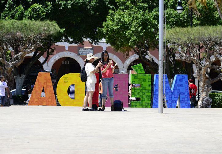 El calor se hará presente este fin de semana en Yucatán. (Daniel Sandoval/ Milenio Novedades)