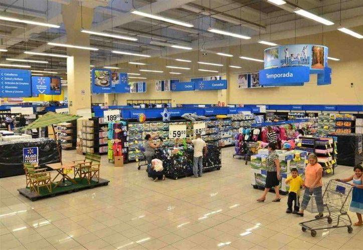 Walmart de México anunció que construirá en Yucatán al menos uno de los cinco centros de distribuición que tendrá en la región. (Milenio Novedades)