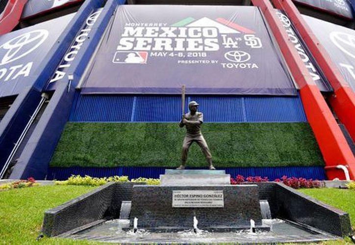 The MLB returns to Monterrey Stadium 98f646170
