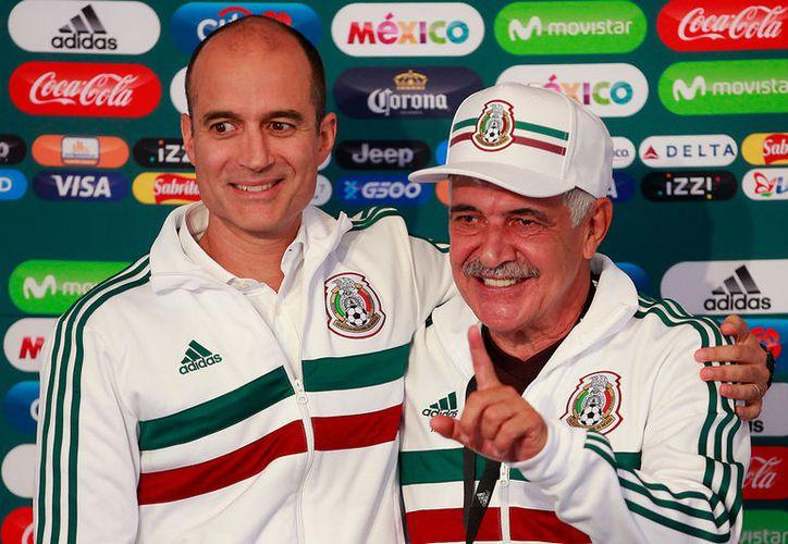 Ricardo 'Tuca' Ferreti resaltó su propuesta de llamar a jugadores jóvenes para prepararlos. (Jammedia)
