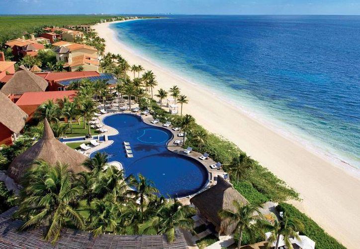 La Riviera Maya y Cancún son los destinos predilectos de los turistas británicos que visitan México. (Internet)