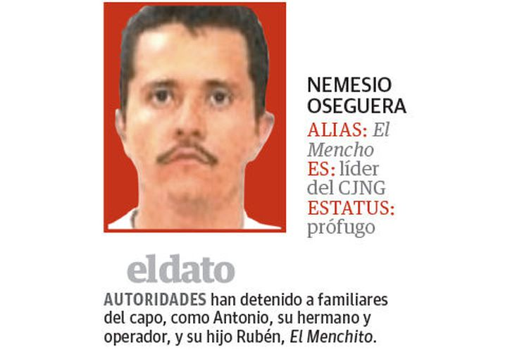 The alleged death of the leader of the jalisco cartel Nueva