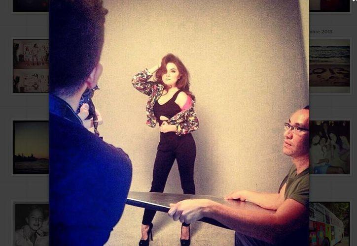 Sofía Castro comentó que de momento no tiene ofertas de telenovela en puerta. (sofia_96castro/Instagram)