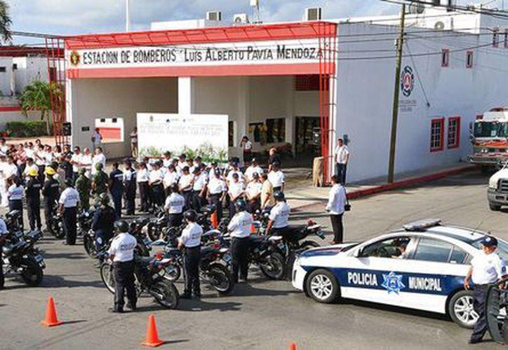 """El """"Plan Municipal de Auxilio Turístico Semana Santa 2016"""" vigilará a los turistas en Cozumel. (Redacción/SIPSE)"""
