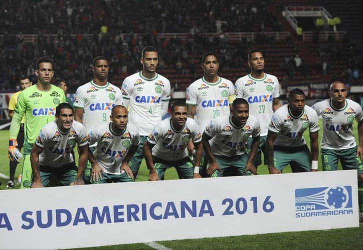 Chapecoense enfrentará al club International de Lage, el próximo 29 de enero, dentro de la competición de la Copa catarinense.(Gustavo Garello/AP)
