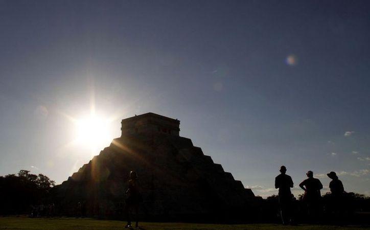 El 21 de marzo ocurre el Equinoccio de Primavera, en donde mucha gente visita las zonas arqueológicas. (Archivo/ Milenio Novedades)