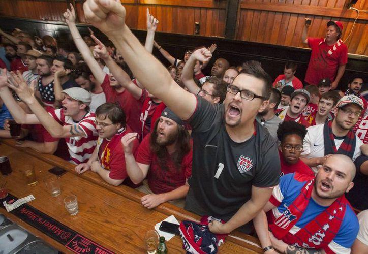 En Estados Unidos va en aumento la afición por el 'soccer'. (AP)