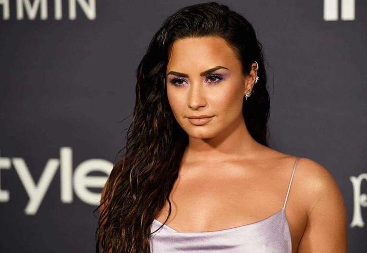 Demi Lovato muestra su celulitis y estrías para probar que las redes sociales engañan. (Foto: El Horizonte)