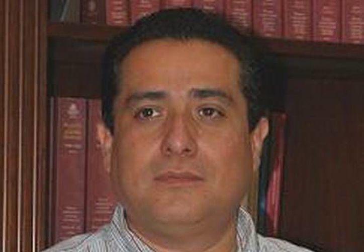 Secretario de la Gestión Pública, Gonzalo Herrera Castilla. (Redacción/SIPSE)