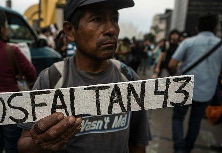 Desde hace dos años las autoridades han tratado de esclarecer qué pasó con los 43 normalistas de Ayotzinapa. (expansion.mx)