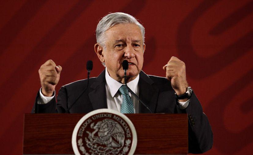 El presidente propone impulsar cambios al interior del organismo para recobrar su esencia. (Foto: Notimex/Guillermo Granados)