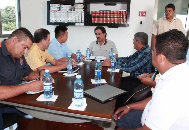 El evento se realizó en el Instituto de Protección Civil de Solidaridad. (Adrián Barreto/SIPSE)