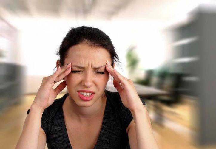 El dolor causado por la migraña es especialmente agudo y pulsátil. (SIPSE)