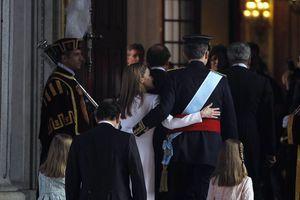 Fotos de la coronación de Felipe VI de España