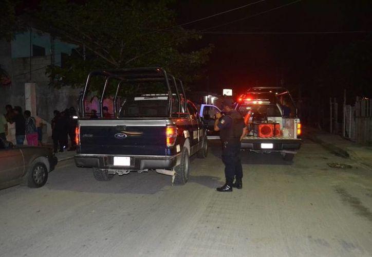Un hombre fue detenido y golpeado por un grupo de vecinos al ser sorprendido robando lencería. (Redacción/SIPSE)