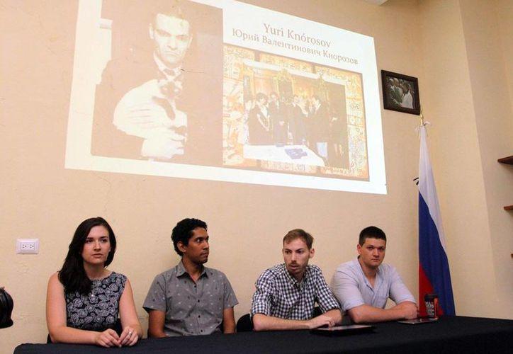 El Centro de Epigrafía Maya está de fiesta y celebra con diversas actividades su aniversario. (Amílcar Rodríguez)