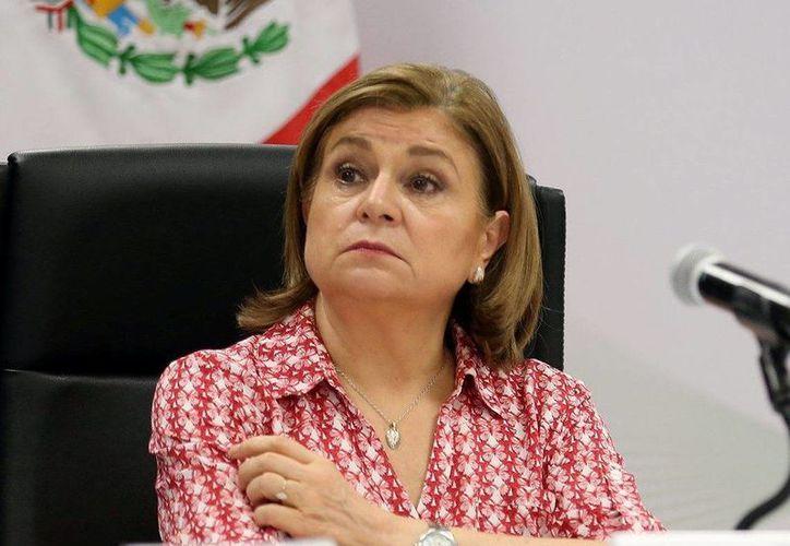 La titular de la PGR sería llamada al Congreso para dar mayores datos sobre la segunda captura de Joaquín Guzmán Loera. (Archivo/Notimex)